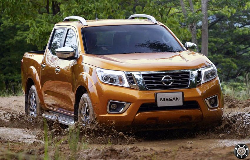 Nissan Navara d23 2015