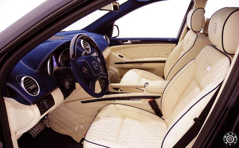 Mercedes GL тюнинг фото