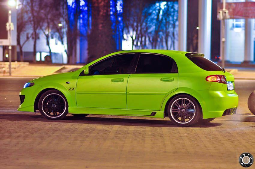 тюнинг Chevrolet Lachetti