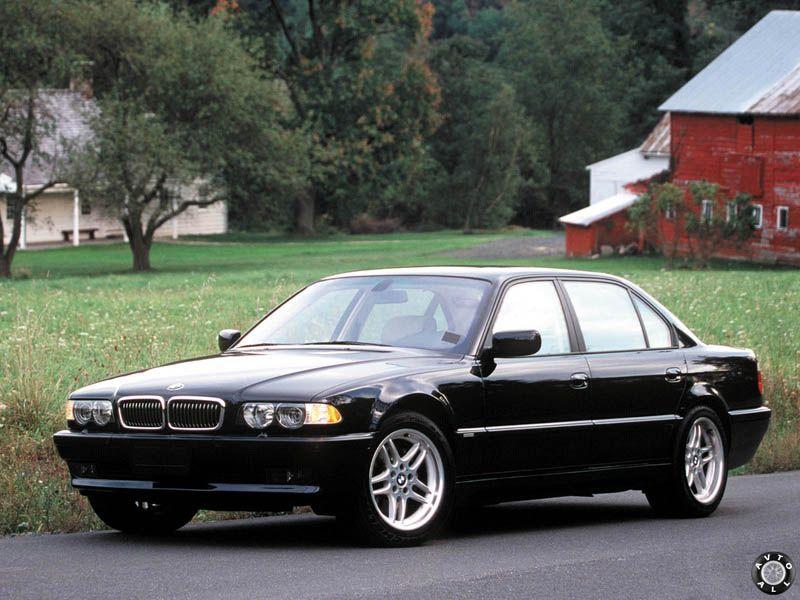 bmw 7 M60 1998