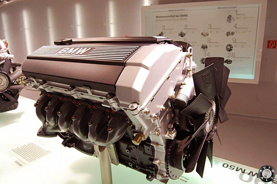надежный мотор м50