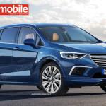 Немцы сменят ориентацию Opel Zafira