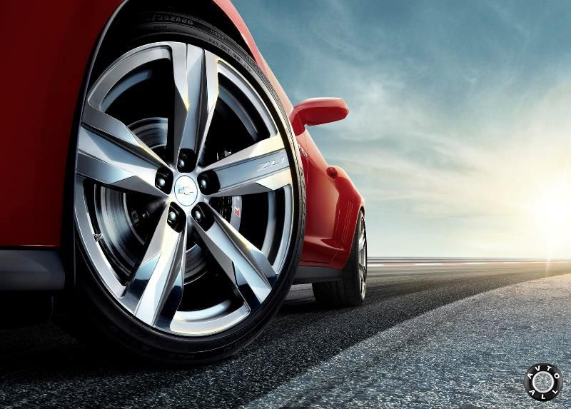 Большие колеса фото