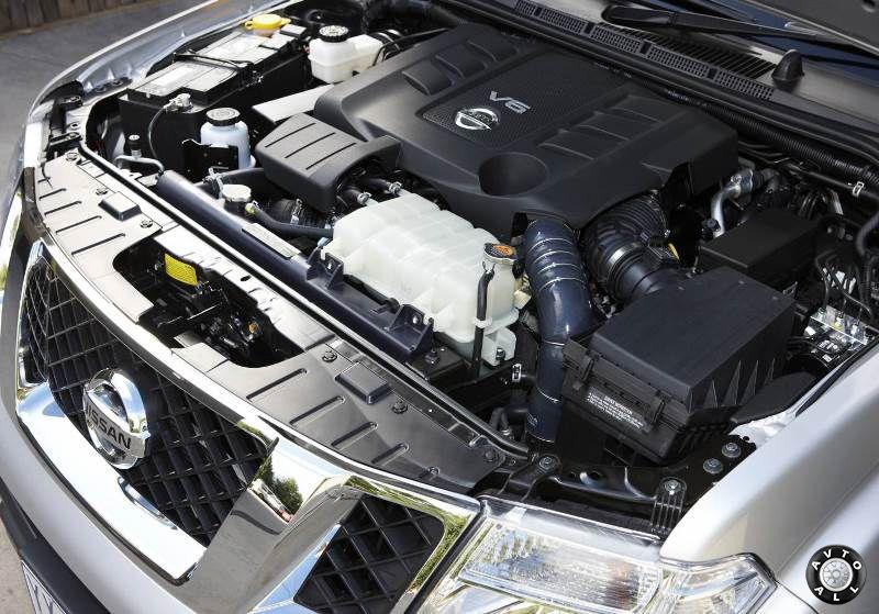 Nissan Navara D40 чип тюнинг