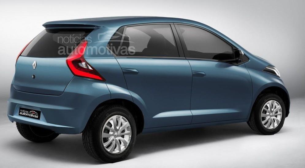 В Индии 20 мая представят Renault Kayou
