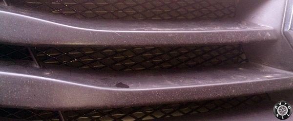 Renault Sandero сетка