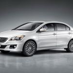 Suzuki Alivio будет продаваться в России