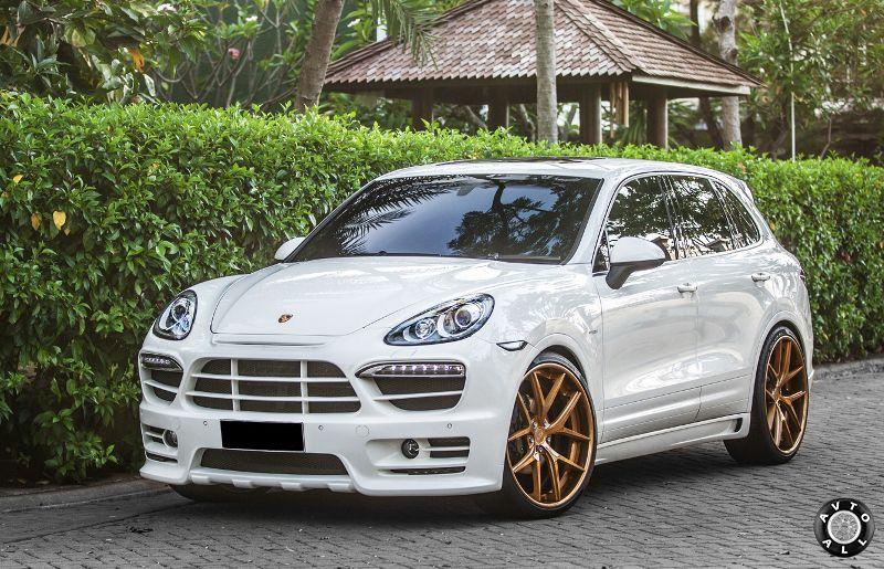 Тюнинг Porsche Cayenne Diesel