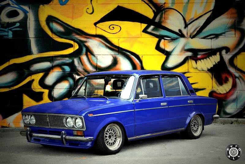 Тюнинг автомобиля Ваз 2103