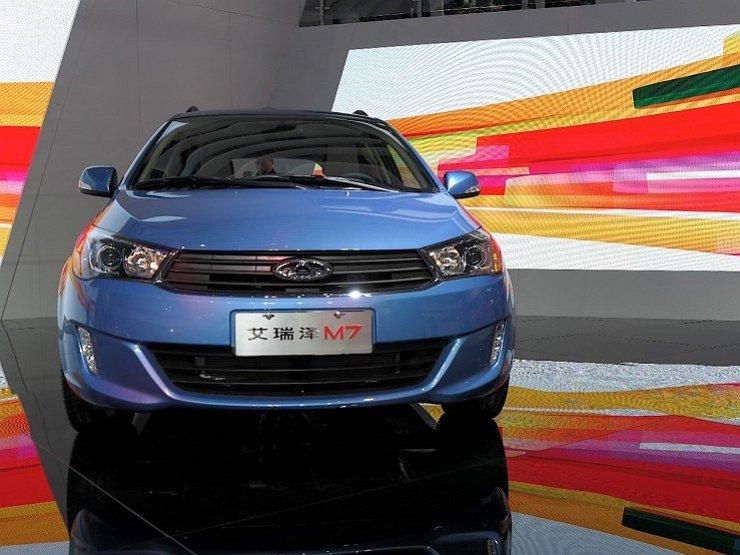 Китайцы будут создавать конкурента Ладе Ларгус