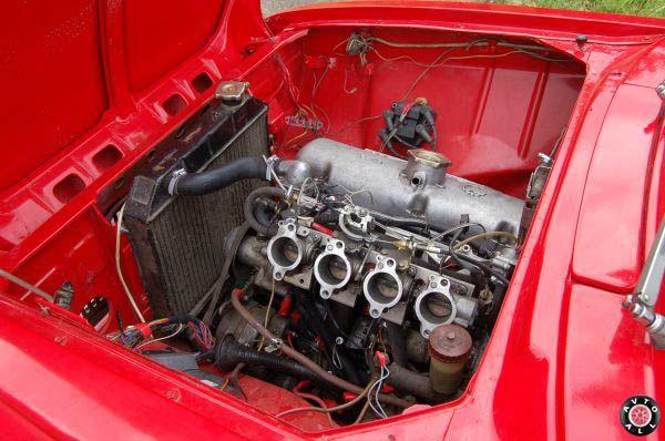 двигатель Москвич 412 тюнинг