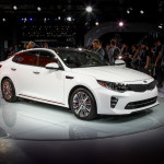 На Нью-Йоркском автосалоне официально представили новую Kia Optima