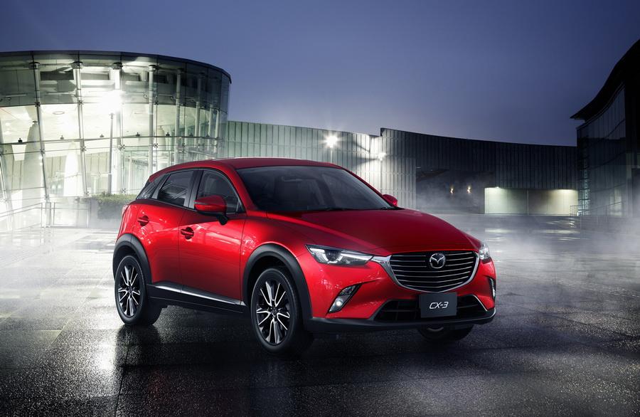 Mazda выведет на авторынок три новых модели