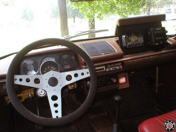 Москвич 412 руль