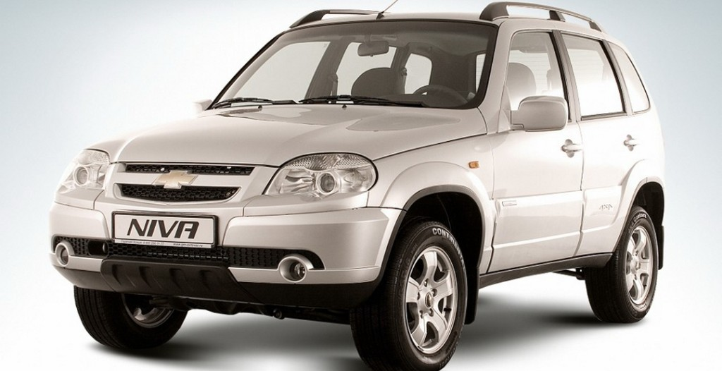 GM-AVTOVAZ доработает Шниву