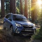 Рестайлинговый Subaru Forester подорожал на двести тысяч