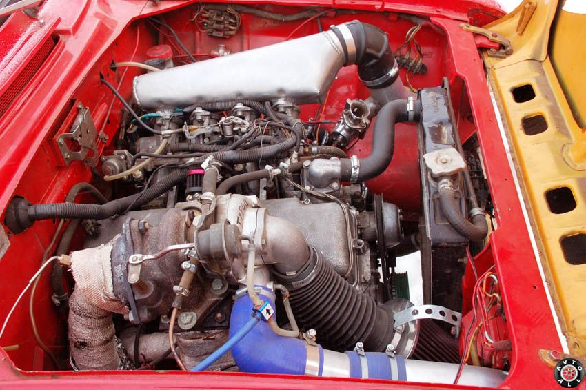 тюнинг двигателя Москвича 412