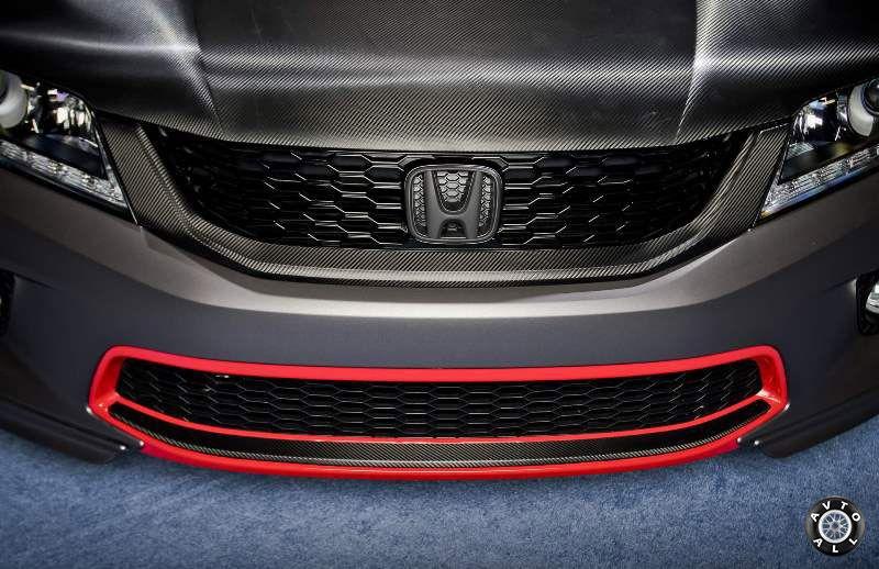 Подсветка на Honda Accord