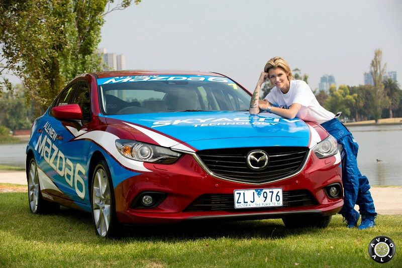 Тюнинг автомобиля Mazda 6