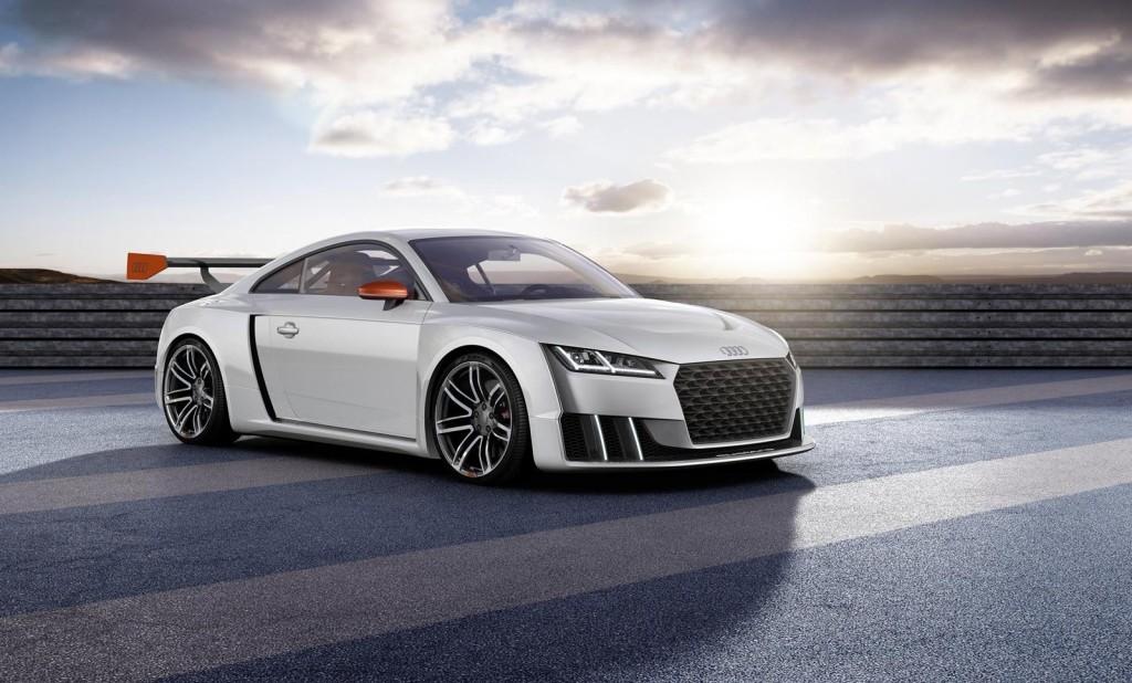 Audi готова серийно выпускать двигатели с электротурбонаддувом