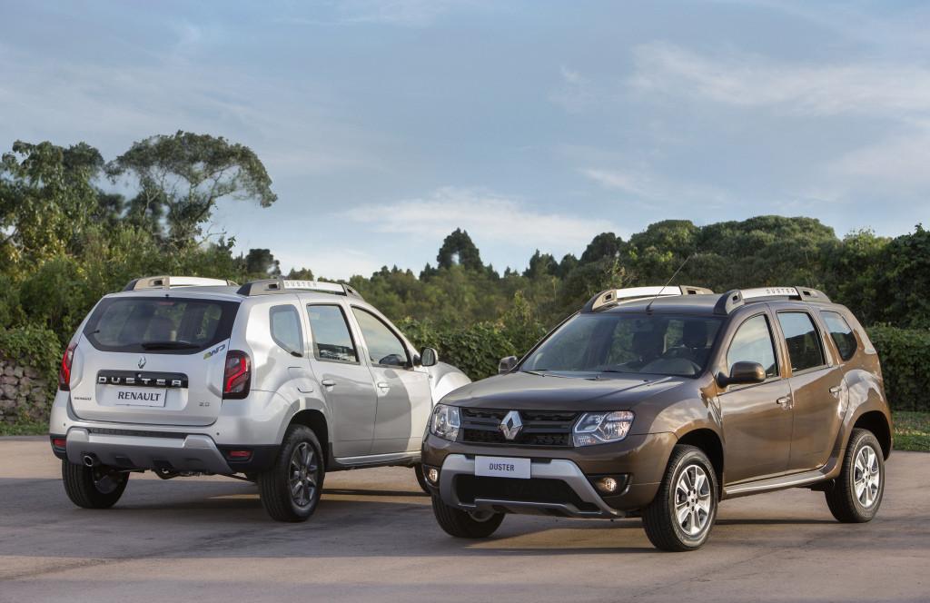Французы собираются вывести на наш рынок новые модели Renault