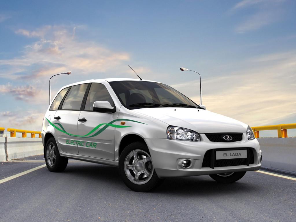 Российский автопром собрался ставить на электрокары
