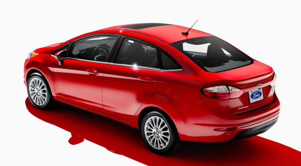 Форд Фиесту начнут выпускать серийно в Татарстане 3 июня 2015 года