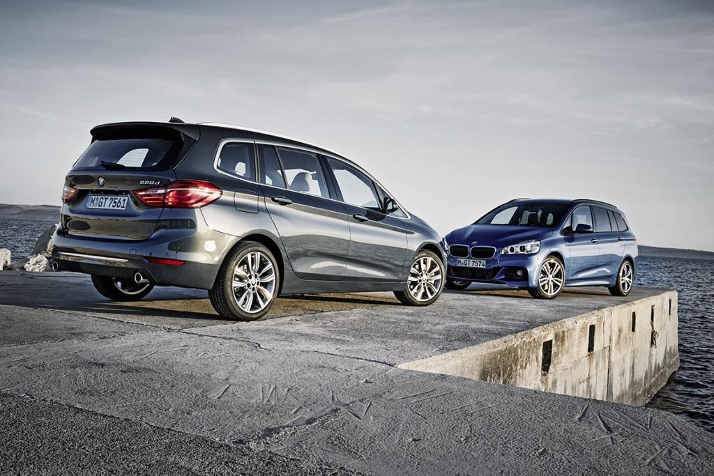 """BMW 2 Gran Tourer: """"Gran"""" - это значит """"большой"""""""