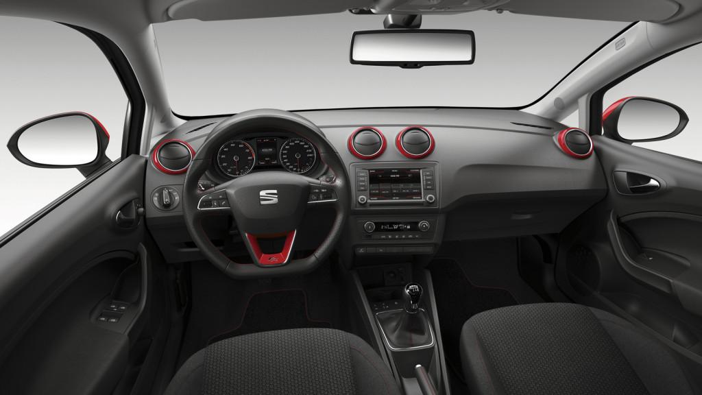 Модельная линейка SEAT Ibiza пережила очередной апгрейд