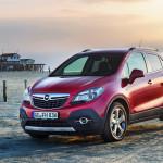 Opel Mokka, собираемый в Белоруссии, будет поставляться и в Россию