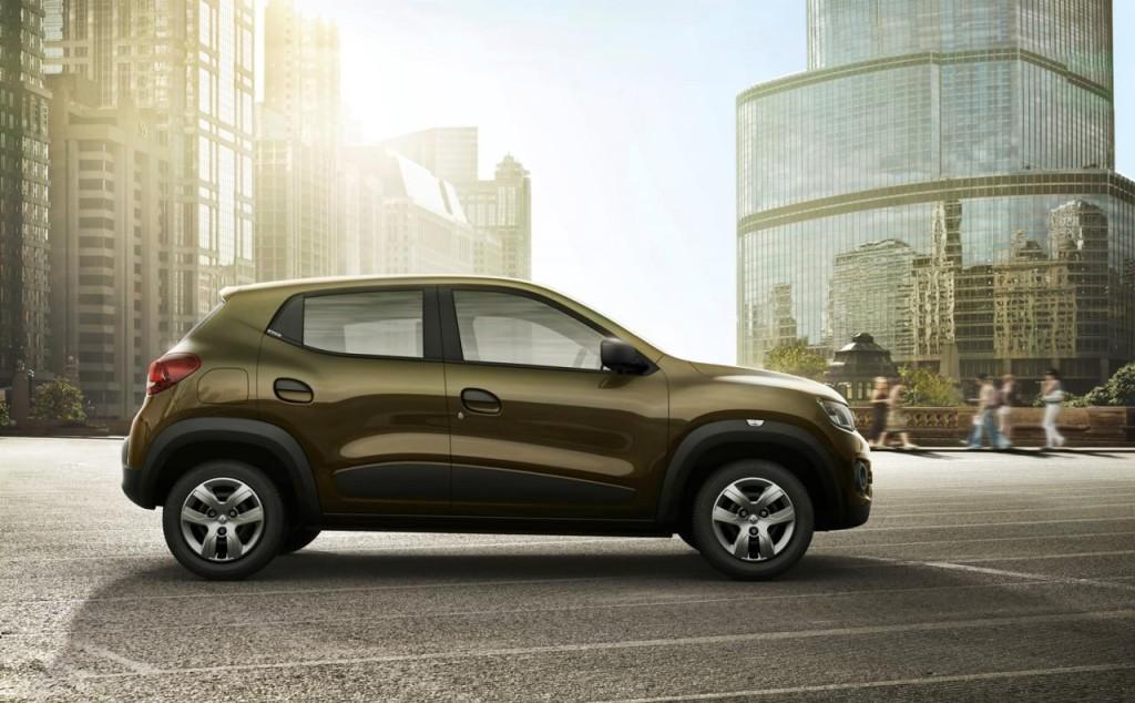 Ультрабюджетный Renault Kwid специально для развивающихся стран