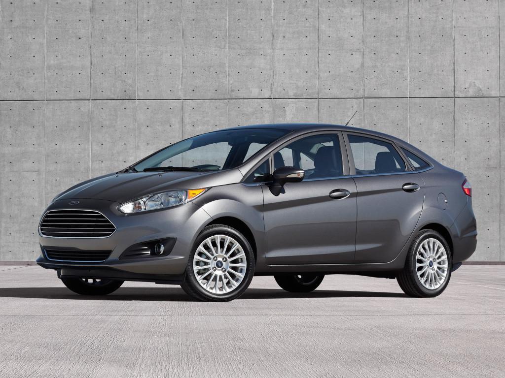 Ford Fiesta за 525 тысяч