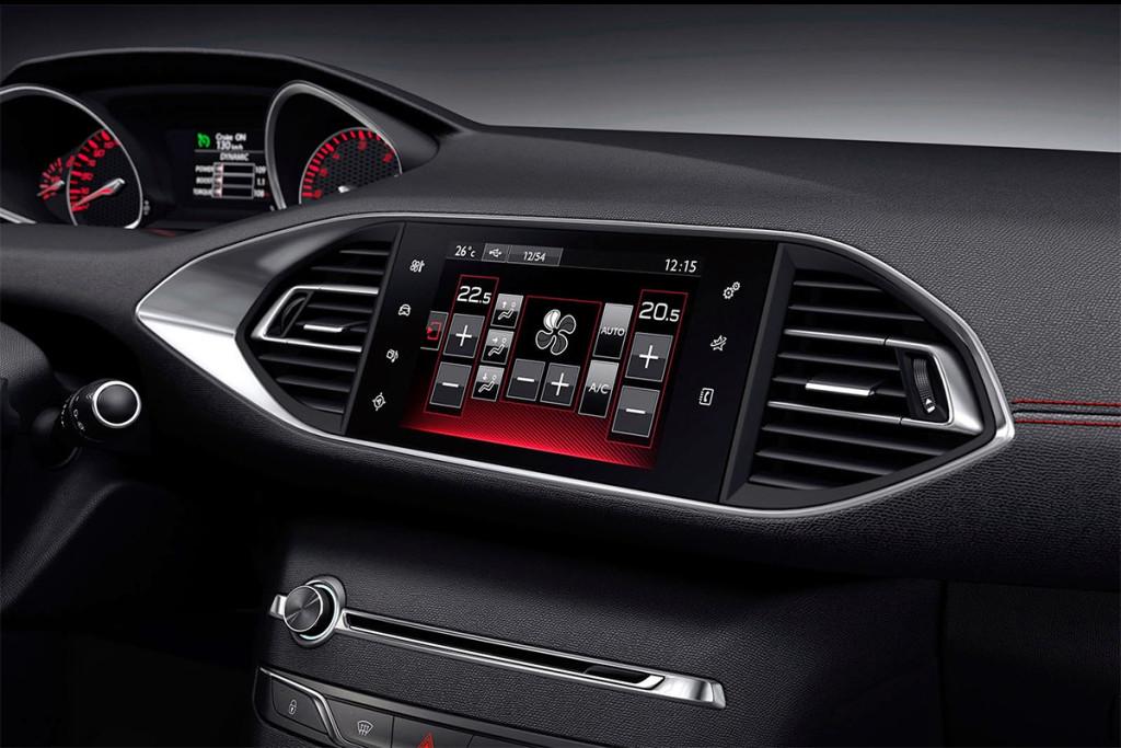 Модельный ряд Peugeot 308 увеличился на хэтчбек GT Line и GTi