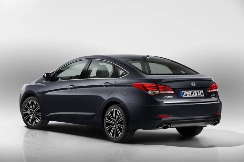 Базовая версия Hyundai i40