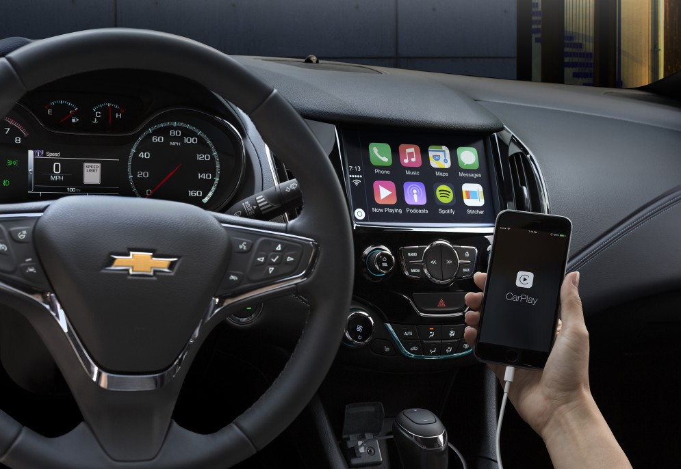Новое поколение Chevrolet Cruze готово потягаться в популярности со своим предшественником
