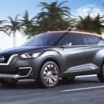 Концепт Nissan Kicks