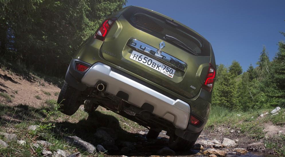 9 июля 2015 года в России начнут продавать рестайлинговый Renault Duster