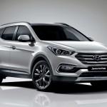 Корейцы рассекретили рестайлинговый Hyundai Santa Fe