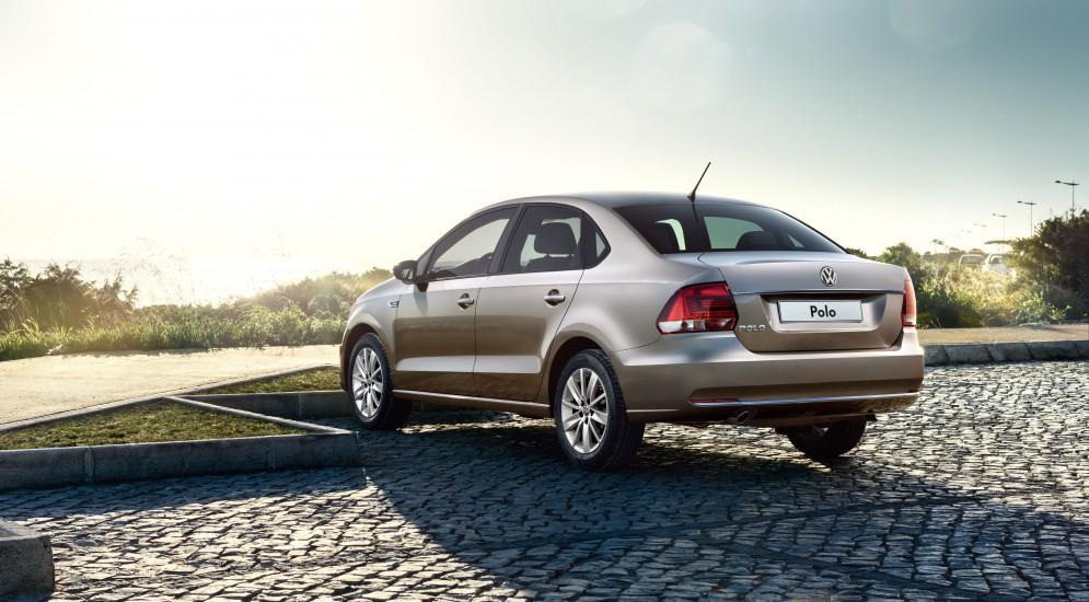 Рестайлинг Volkswagen Polo удорожил его на 50000 рублей