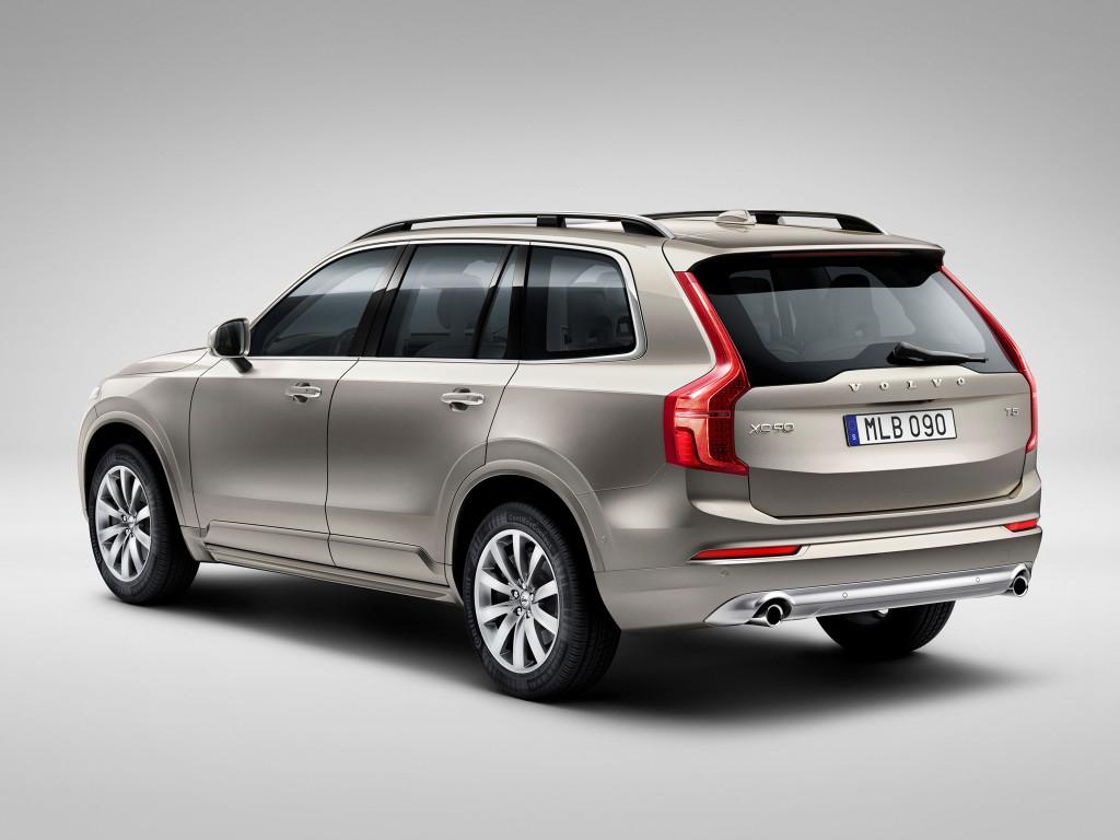 Цена нового Volvo XC90 превышает три миллиона