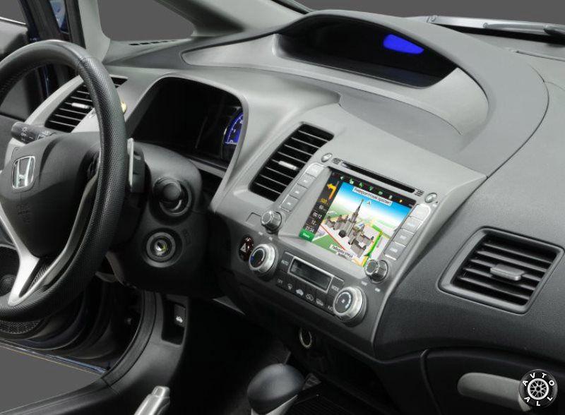Аудиосистема автомобиля для музыки