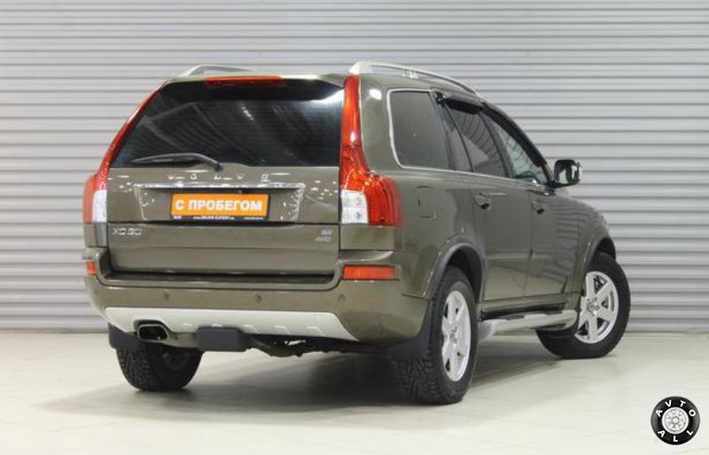 Автомобиль Volvo XC90 подержанный