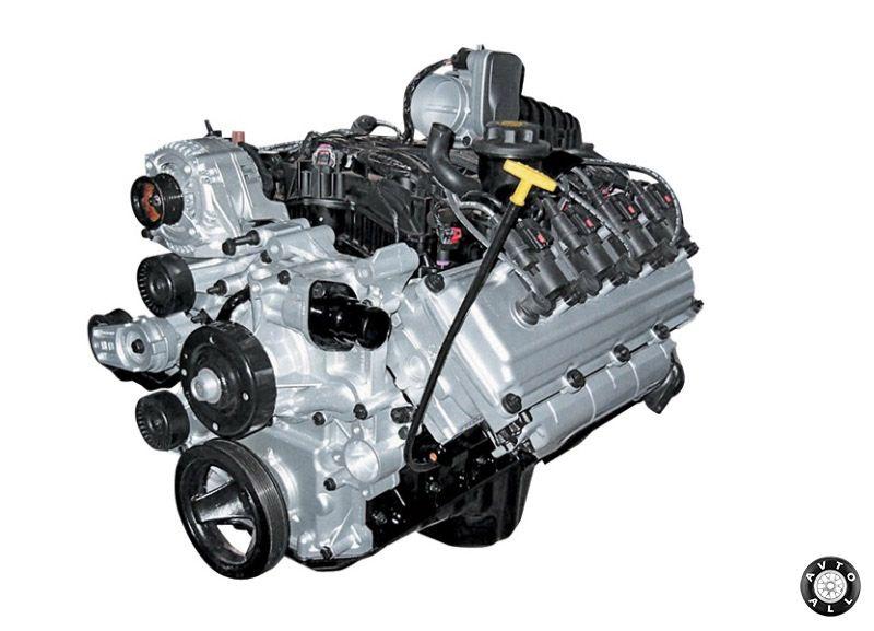 Бензиновый двигатель V6 3,7 литра Jeep Grand Cherokee