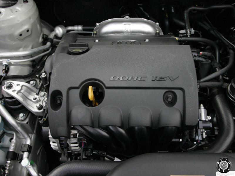 Двигатель KIA Ceed 2010
