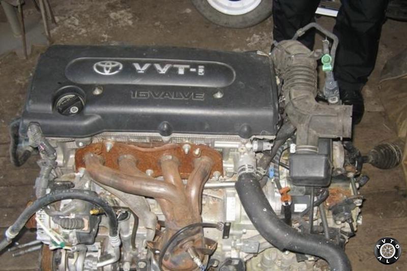 Двигатель Тойота Кэмри