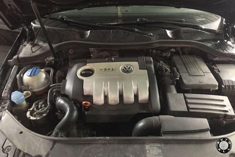 Двигатель Volkswagen Passat B6 2006 года