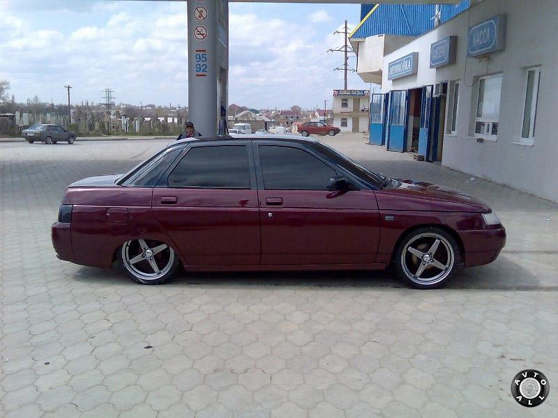 Фото автомобиля ВАЗ 2110