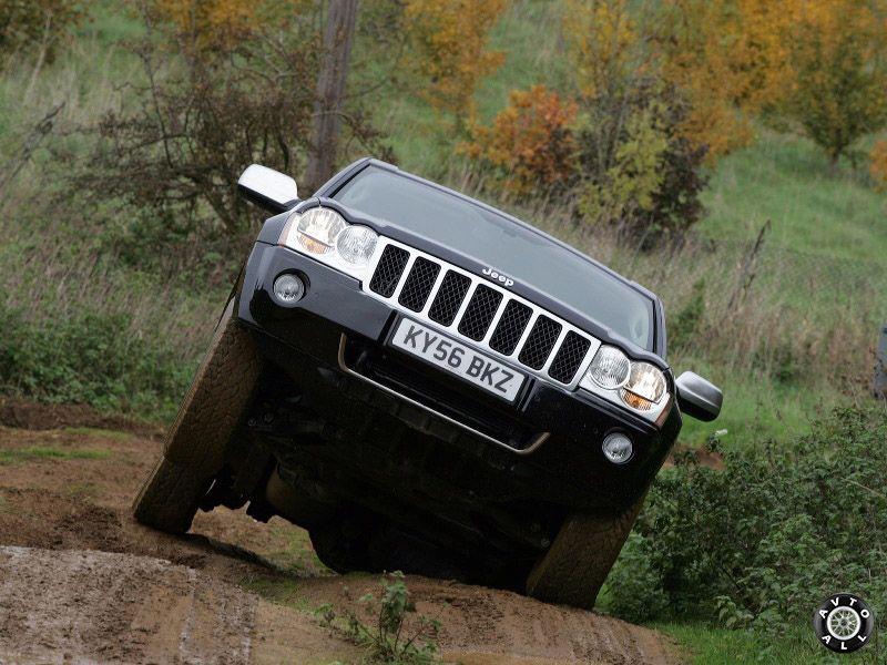 Jeep grand cherokee 3 поколения подвеска