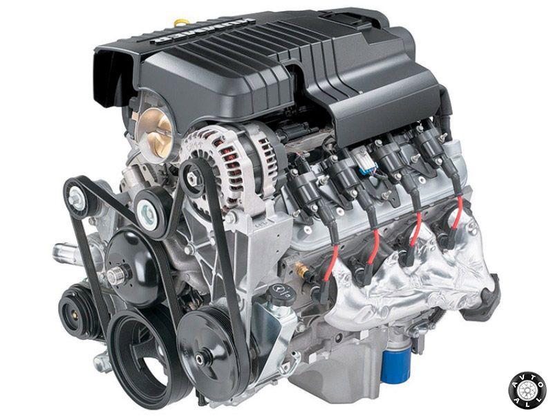 Мотор 6,2 литра для Hummer H2 фото