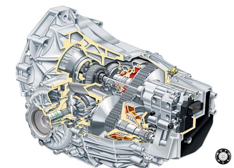 Вариатор Audi